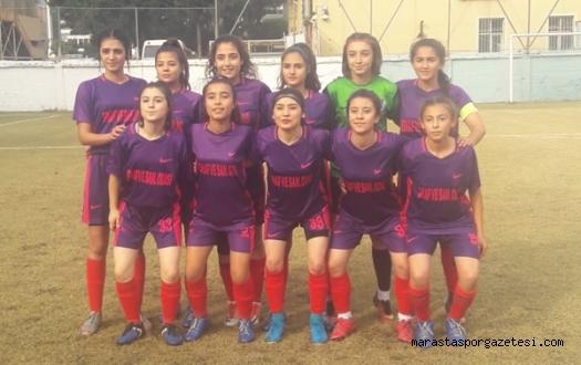 Anadolu Gençlikspor deplasmanda 3 attı