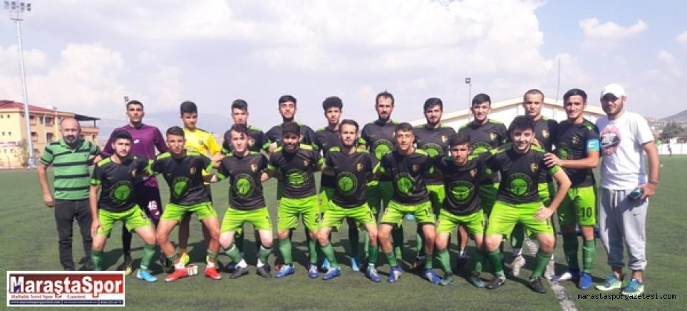 Anadolu Gençlikspor farklı kazandı, zirveye kuruldu