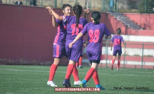 Anadolu Gençlikspor Farklı Kazandı
