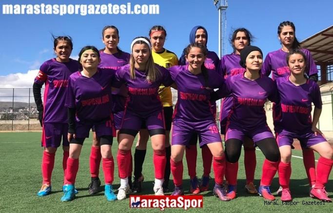 Anadolu Gençlikspor Kadınlar 2.lige yükselemedi