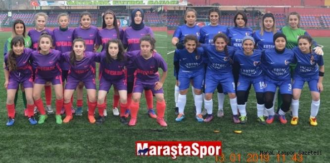 Anadolu Gençlikspor'un Rakibi Çıkmadı