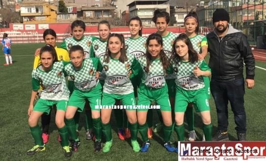 Anadolu Gençlikspor Yıldız Kızlar turnuvası son 32 takım arasında