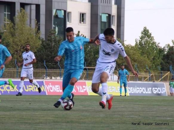 Anadolu Selçukspor 1-1 Kahramanmaraşspor maçın özeti
