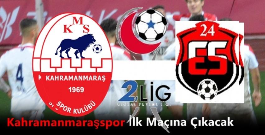 Anagold 24 Erzincanspor - Kahramanmaraşspor maçı ne zaman saat kaçta ?