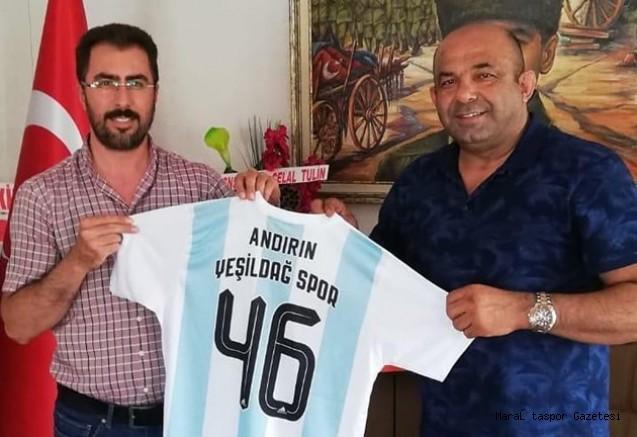 Andırın Yeşildağspor, 3.Lig takımın pilot takımı oldu