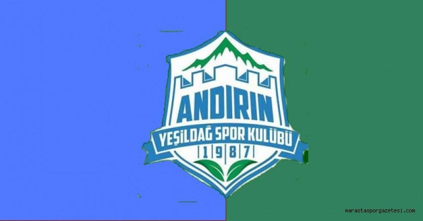 Andırın Yeşildağspor futbolcu seçmesi yapacak