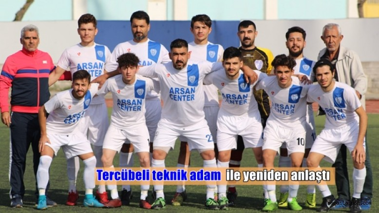 Arsan Sümerspor'da Teknik direktör ile Yola Devam
