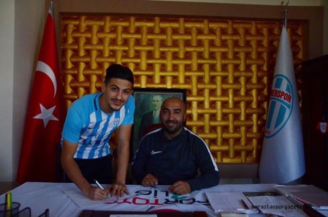 Bahtiyar Dolma yeni takımına imzayı attı