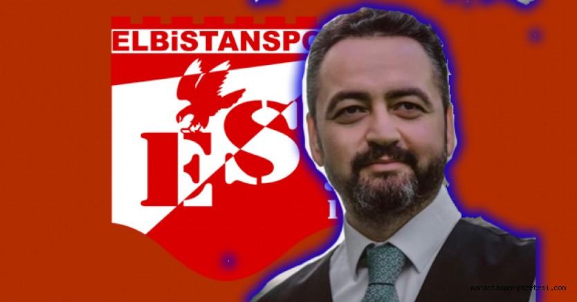 Başkan Mehmet Gürbüz, Elbistaspor, hakkında açıklama yaptı