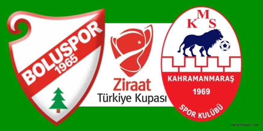Boluspor -  Kahramanmaraşspor maçı ne zaman saat kaçta hangi kanalda?
