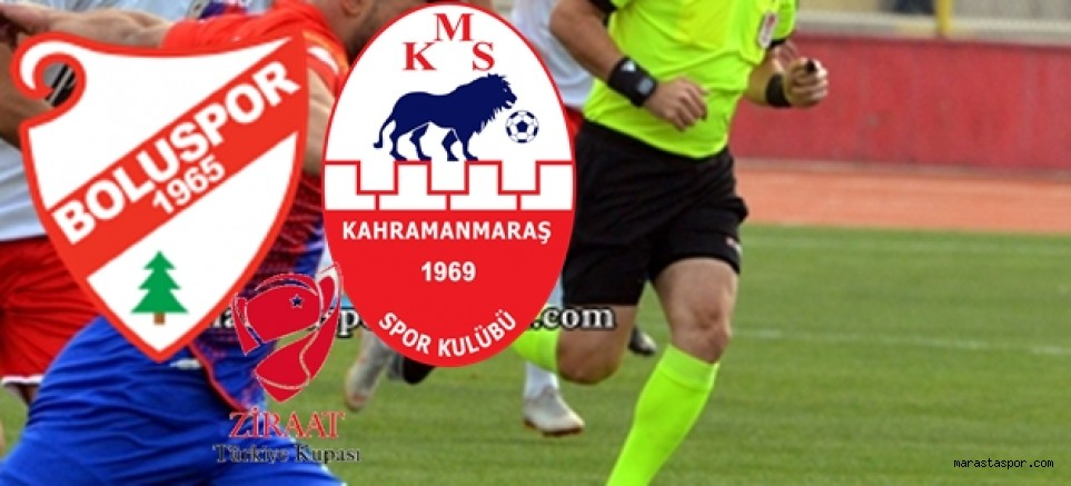 Boluspor - Kahramanmaraşspor maçının hakemleri açıklandı