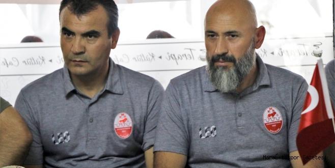Büyükşehirden Kahramanmaraşspor'a 2 Antrenör