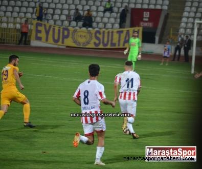 Cerem Talha Dinçer'in Eyüpspor maçındaki galibiyet golü