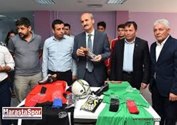 Dulkadiroğlu Belediyesi'den  malzeme yardımı almak için whatsapp'ta grup kurdular