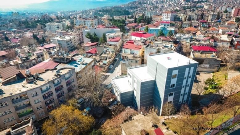 Dulkadiroğlu'ndan Gazipaşa Gençlik Merkezi