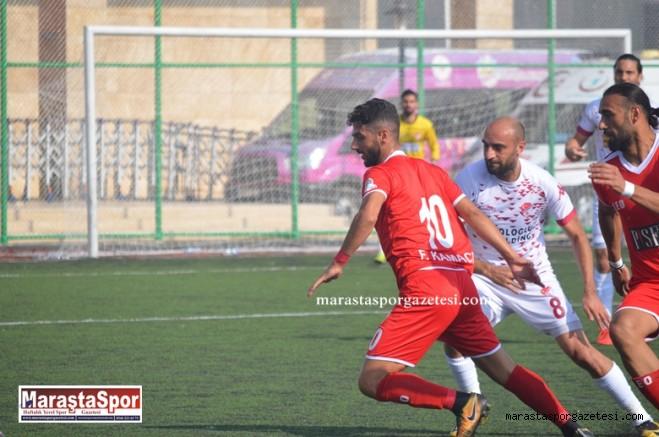 Elazığspor Kahramanmaraşspor maçının geniş özeti