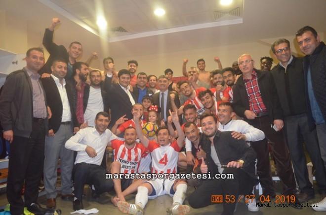 Elbistan Belediyespor Andırın Yeşildağspor maçı sonrası