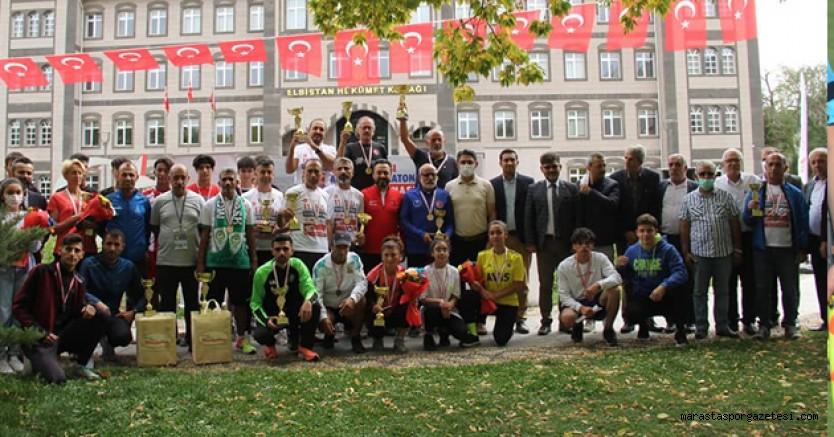 Elbistan Ultramaraton hayatını kaybeden İlçe Gençlik ve Spor Müdürü anısına düzenlendi