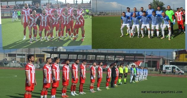 Elbistanspor 0-1 Türkoğlu Belediyespor (MAÇ SONUCU - ÖZET)