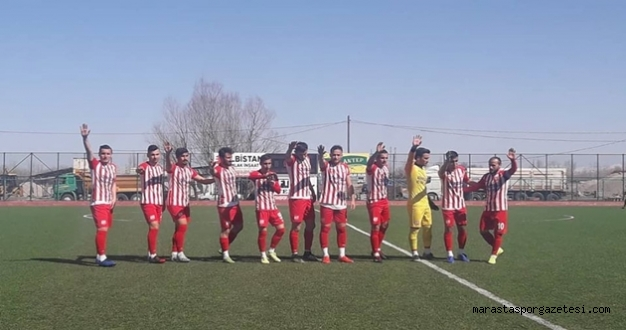 Elbistanspor 2-0  Fırat Üniversitesispor