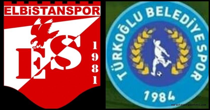 Elbistanspor 9, Türkoğlu Belediyespor ise 2.kez katılacak