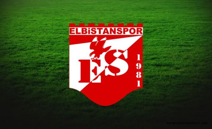 Elbistanspor'dan flaş açıklama!