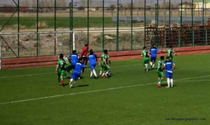 Elbistanspor, ilk maçında Darendespor ile karşılaştı