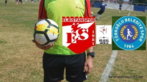 Elbistanspor, Türkoğlu Belediyespor maçının hakemleri açıklandı