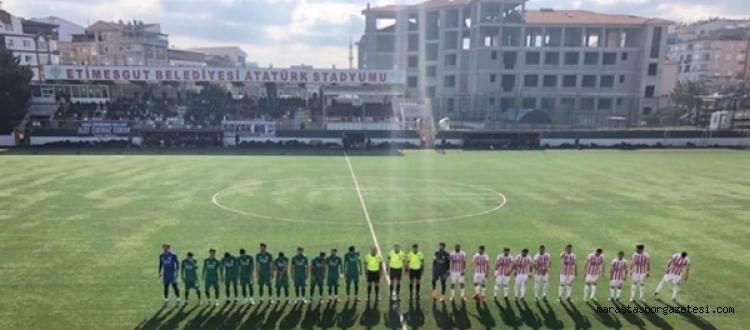Etimesgut Belediyespor 1-2 Kahramanmaraşspor -  [Özet]