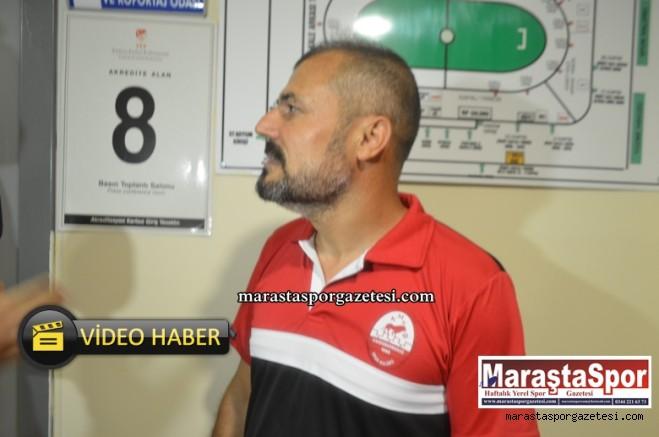 Eyüpspor maç sonu teknik direktör Osman Bozkurt açıklamalarda bulundu