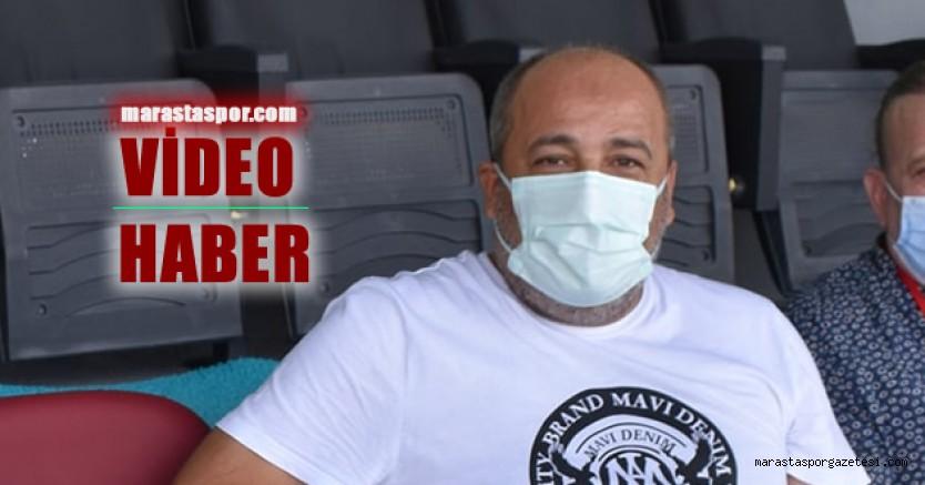 Fatih Ceyhan, Kahramanmaraşspor'u devir etmek için istediği miktarı açıkladı