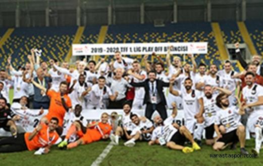Fatih Karagümrük Süper Lig'de