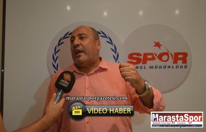 Fatih Mehmet Ceyhan ; Artık Kahramanmaraşspor'a sahip çıkın