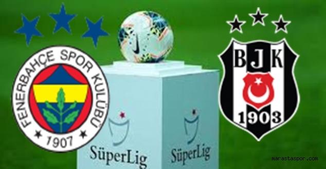 Fenerbahçe 3-4 Beşiktaş maçı özet