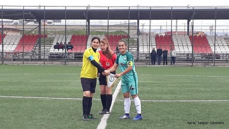 Horozkentspor  Kahramanmaraş'ta  Play Off   2. Turuna yükseldi