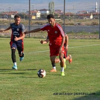 Kahramanmaraş'lı golcü  İlk golünü attı