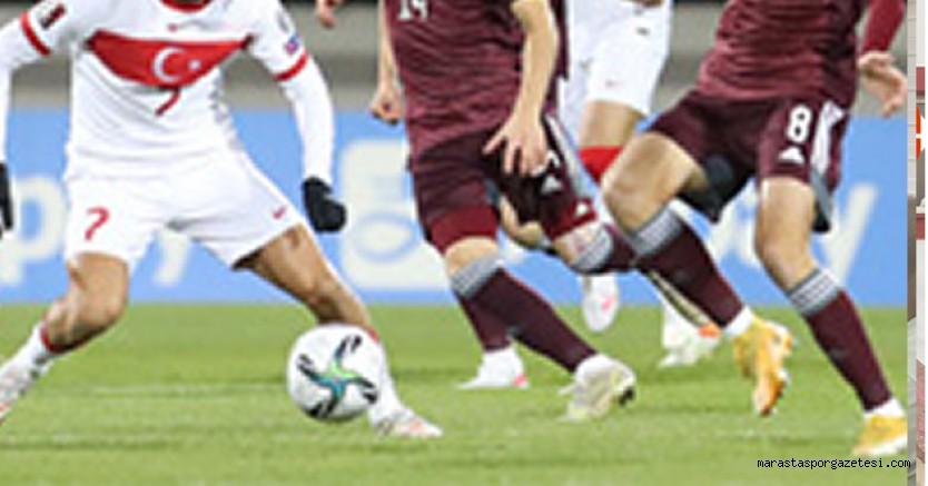 İlk Millî maçında ilk golünü attı.