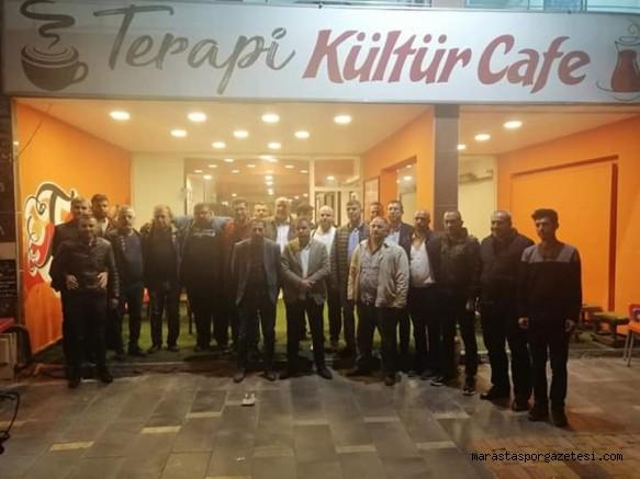 K.Maraşspor Gönülüleri 46 Bin Forma Kampanya satışları için düğmeye basıldı.