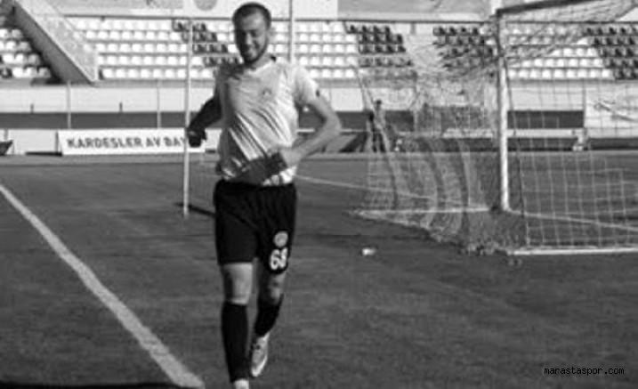 Kahramanmaraş Büyükşehir Belediyespor'da forma giyen oyuncudan Acı Haber!