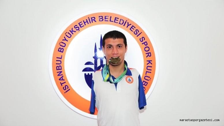Kahramanmaraş'lı Beytullah Eroğlu, üniversite öğrencileriyle hayat hikayesini paylaştı