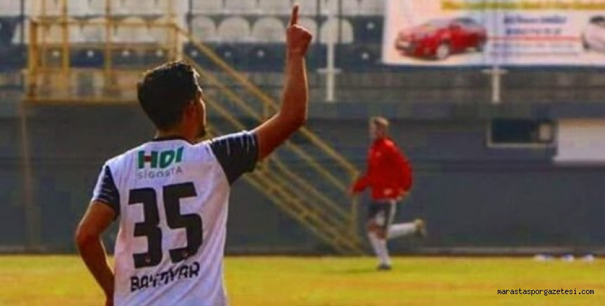 Kahramanmaraş'lı Futbolcu Amasya FK'da