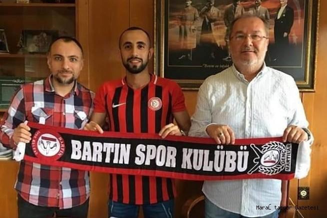 Kahramanmaraş'lı Futbolcu Bartınspor'da