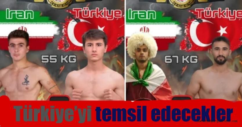 Kahramanmaraş'lı iki kick boksçu'nun rakipleri belli oldu