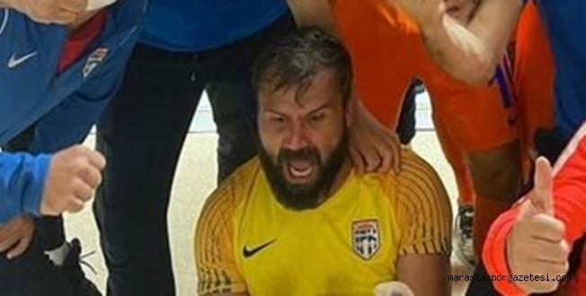 Kahramanmaraş'lı Ramazan Haklı'nın Takımı 3.Lig  Play- off  Yarı Finalde