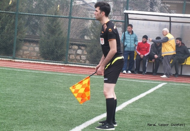 Kahramanmaraş'ta Futbol aday hakem kursu açılacak