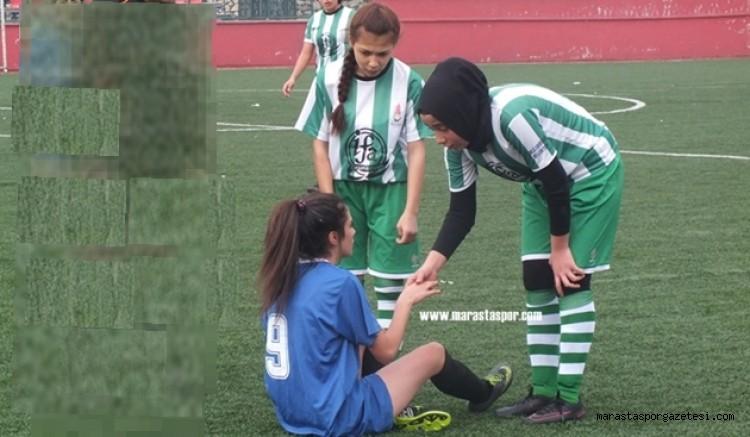 Kahramanmaraş'ta Kadın Futbol Okulu Kayıtları Başladı