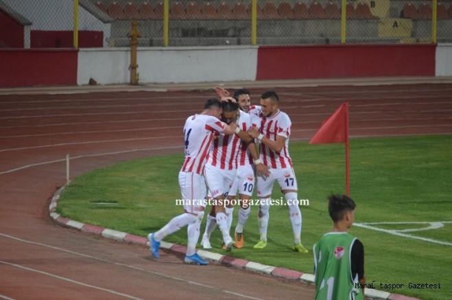 Kahramanmaraşspor 1-0 Ankara Demirspor özet