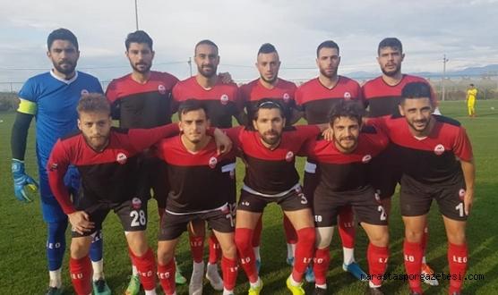 Kahramanmaraşspor ikinci hazırlık maçını Tarsus'la yaptı