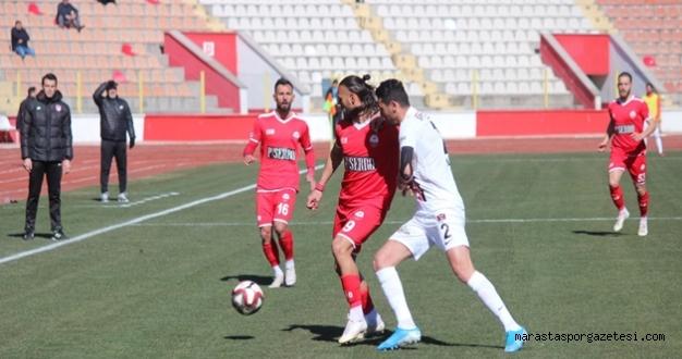 Kahramanmaraşspor 1-0  Vanspor Futbol Kulübü [Özet ]