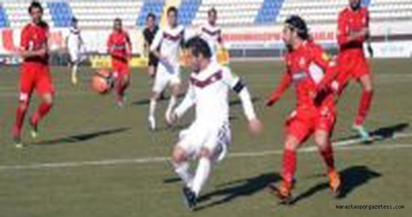 Kahramanmaraşspor - 1461 Trabzonspor PTT 1.lig